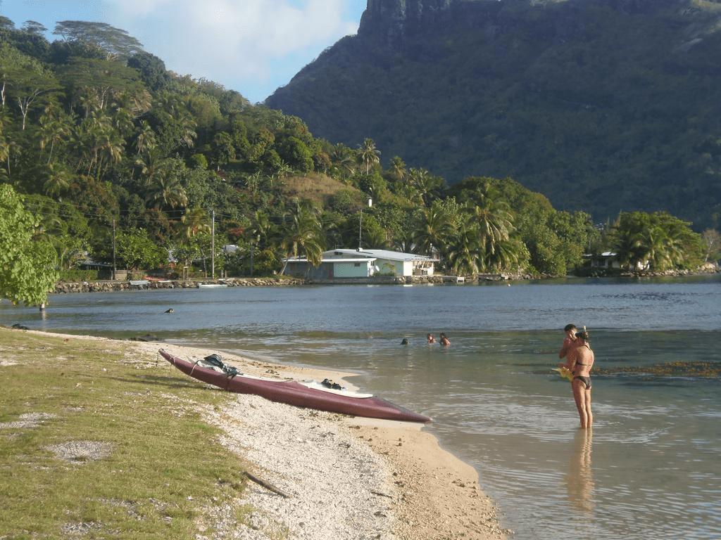 pension fare Ara -location Canoe
