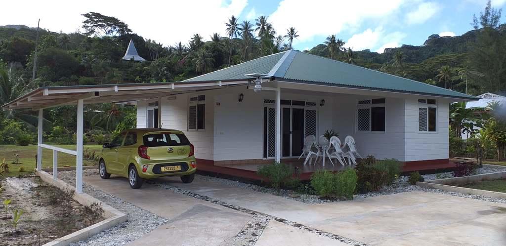 Pension chez here ata Huahine