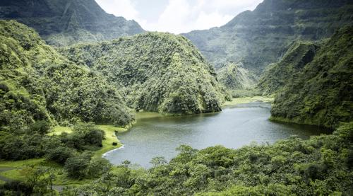 lac de tahiti